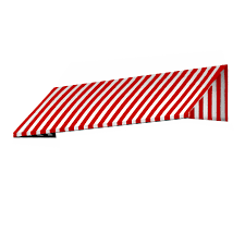 Red White Striped Flag Shop Awntech 364 5 In Wide X 24 In Projection Red White Stripe