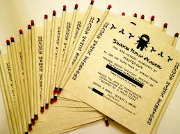 Diy Scroll Invitations Jennuine By Rook No 17 Ninja Birthday Party Part Ii Scrolled