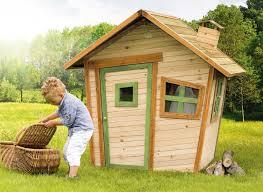 maisonnette de jardin enfant maisonnette bois enfant