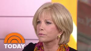 how to style hair like joan lunden joan lunden on breast cancer recovery i m feeling great today