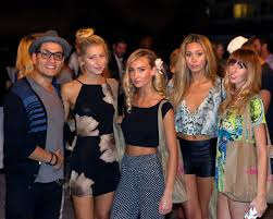 hah as hell launch party at soho beach house miami swim