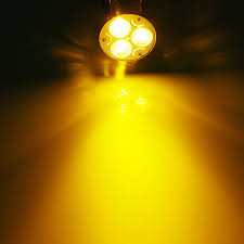 yellow led light bulbs e14 3w ac 220v 3 leds red yellow blue green led spot light bulbs
