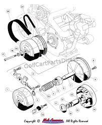 1992 1996 club car ds gas or electric club car parts u0026 accessories