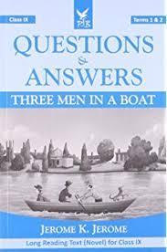 three men in a boat term 1 jerome k jerome class 9th amazon in