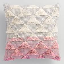 Pink Decorative Pillows Decorative Throw Pillows Accent Pillows World Market