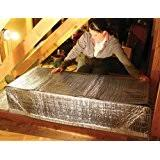 amazon com attic stair cover insulating and magnetically sealing