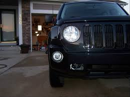 jeep compass dashboard smoked out corner lights page 2 jeep patriot forums