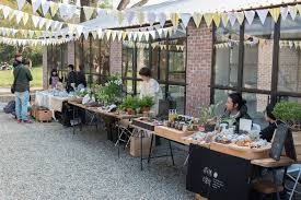 spring backyard market