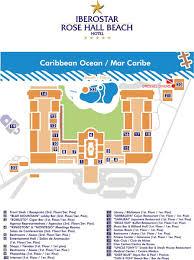 Mexico Resorts Map by Mexico U0026 Caribbean Iberostar Resorts Maps