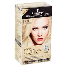 schwarzkopf color ultime hair color cream lxx xtra xtreme