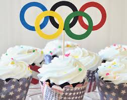 Olympic Games Decorations Olympic Rings Etsy