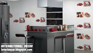 ideas for kitchen wall tiles home exterior designs contemporary kitchens wall ceramic tiles