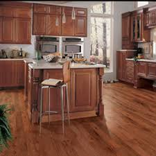 kitchens flooring idea crafted heritage hickory plank by