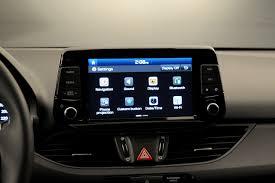 hyundai i30 fastback infotainment system indian autos blog