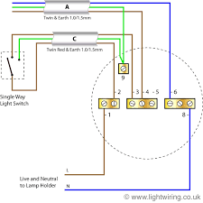 marvellous light circuit wiring diagram pictures schematic within