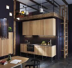 cuisine en bois ikea cuisine ikea en bois idées de design maison faciles