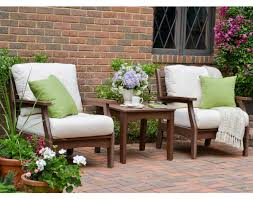 Patio Loveseat Cushion Replacement Ideas Comfy Sunbrella Cushions With Beautiful Option Colors For