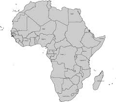 africa map answers how many countries can you identify on a map quora