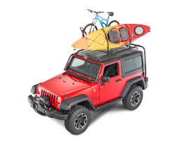 jeep kayak rack kargo master 56010 rocker walk side steps for 07 17 jeep wrangler