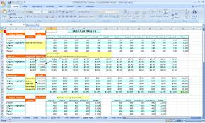 Financial Analysis Excel Template Funding Plan Pro 10 Year Plan For Excel
