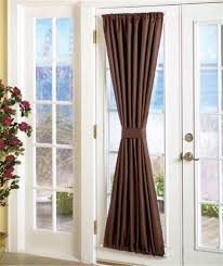 glass front door sidelights let u0027s see what trendy curtains for