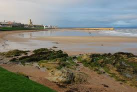 The Fife Coastal Path Home The Rock And Spindle From St Andrews Walkhighlands