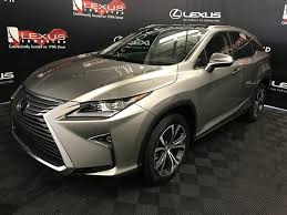 lexus hybrid edmonton new 2017 lexus rx 350 executive package 4 door sport utility in