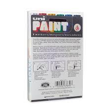 amazon com uni paint px 20 oil based paint marker medium point