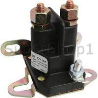 oregon starter solenoid compatible with cub cadet mtd 725 1426 925