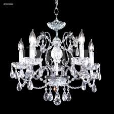 Moder Chandelier Regalia 5 Arm Chandelier 40285s22 Lighting Depot