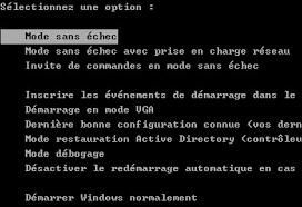 ecran noir comment résoudre un problème d écran noir