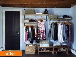 bathroom elegant 10 alternative clothing storage solutionsdiy