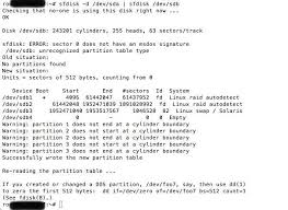 Unsupported Partition Table Manoranjan U0027s Tech Blog U2026on Linux Fedora Mac Os X Windows And
