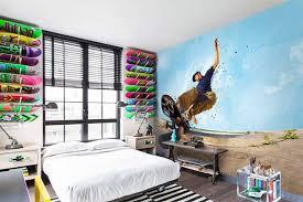 papier peint design chambre papier peint design chambre ado slide izoa