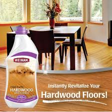amazon com weiman high traffic hardwood floor restorer