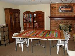 sewing room tables best sewing room designs ideas and plans