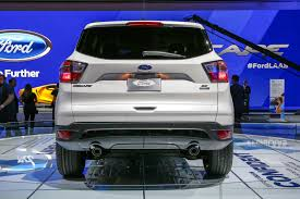 Ford Escape Engine Light - 2017 ford escape adds new sport appearance package