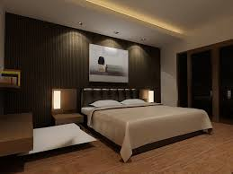 Brown Bedroom Designs Comely Brown Bedroom Plus Impressive Wall Side Table Ideas