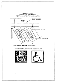 Los Angeles County Zoning Map by Appendix 3 Minimum Dimensions For Parking Stalls Title 22