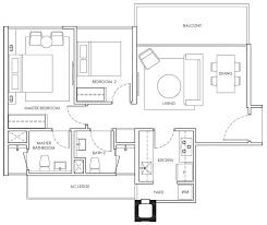 Bedroom Floor Plan Floorplan Waterwoods Ec Waterwoods Floor Plan Layout