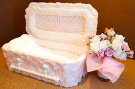 baby caskets baby casket pink singapore funeral memorial services