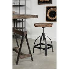 Metal And Wood Bar Stool Rc Willey Sells Bar Stools For Dining Room And Man Caves