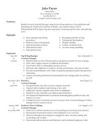Microbiologist Sample Resume 100 Great Sample Resumes Waiter Resume Education Apa 6th