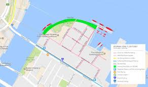 Map Boston Area by Sail Boston 2017 Boston Gov