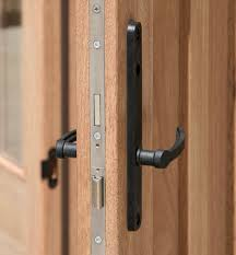 home design door locks multipoint locks and impact resistant glass options for doors