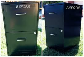 Metal Filing Cabinet Metal File Cabinet Makeover Diy Inspired