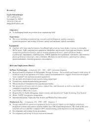 Sample Resume Objectives Factory Worker by Resume For Entry Level Factory Worker 1 Resume Objectives