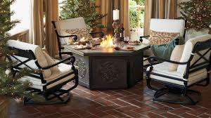 Lazyboy Outdoor Furniture Fireplace Square Side Table Cover By Frontgate Outdoor Furniture