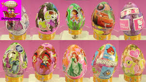 easter egg decoration frozen spongebob dora little pony mermaid