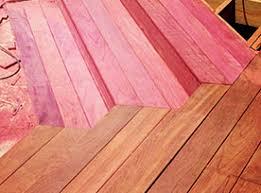 purpleheart decking purpleheart wood decking lumber purpleheart